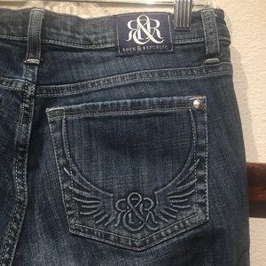 "Rock & Republic ""Kasandra"" jeans"